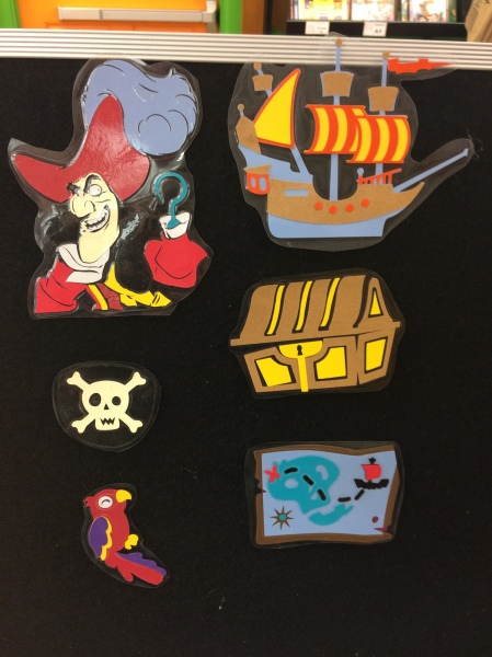 Toddler Storytime-Pirates – Madelyns Library Programming